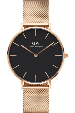 Daniel Wellington Unisex Petite 36mm Melrose RG Black Watch DW00100303