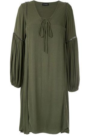 Olympiah Hagia wide sleeves dress