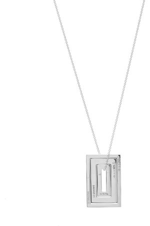 Le Gramme Accumulation Pendant Necklace