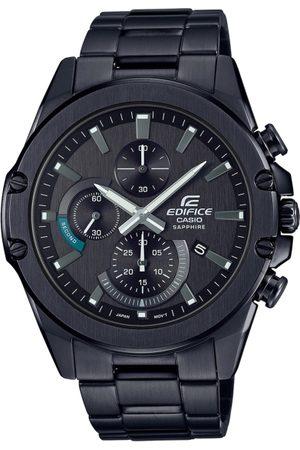 Casio Edifice Men Black Analogue Watch EX508 EFR-S567DC-1AVUDF