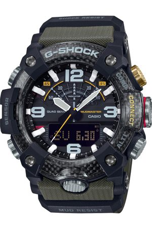 Casio Men Black Analogue and Digital Watch G973