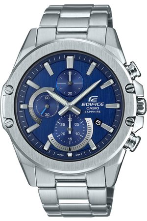 Casio Men Blue Analogue Watch EX507