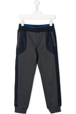Lanvin Panelled track pants
