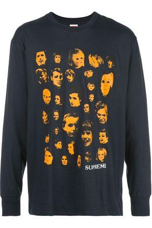 Supreme Faces print T-shirt