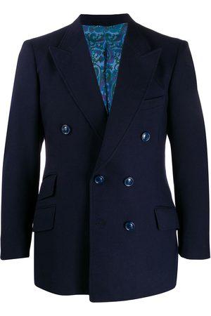 Pierre Cardin Wool 1970s double-breasted blazer