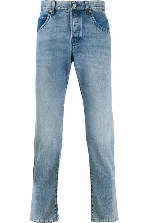 Gucci Straight-leg slim-fit jeans