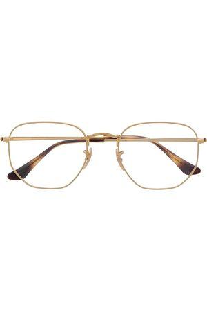 Ray-Ban RB6448 hexagonal-frame glasses