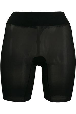 Wolford Sheer seamless shorts
