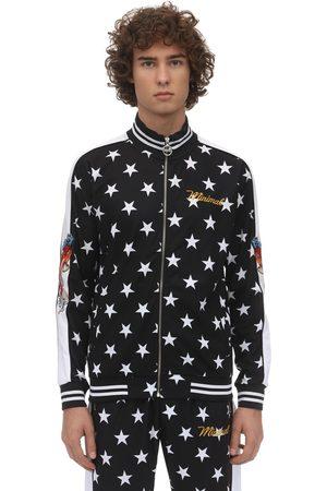 MINIMAL Men Sweatshirts - Zip-up Techno Sweatshirt