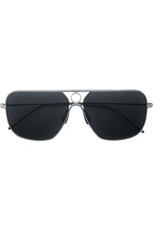 Thom Browne Tinted aviator sunglasses