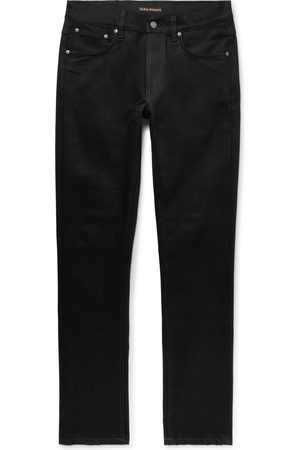 Nudie Lean Dean Slim-fit Stretch-denim Jeans