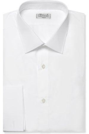 Charvet Double-cuff Cotton Shirt