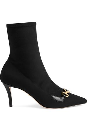 Gucci Women Ankle Boots - Zumi mid-heel ankle boot