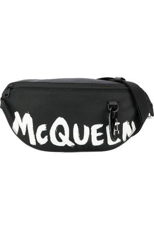 Alexander McQueen Men Belts - Oversized Harness belt bag