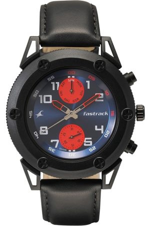 Fastrack Men Watches - Men Blue Analogue Watch