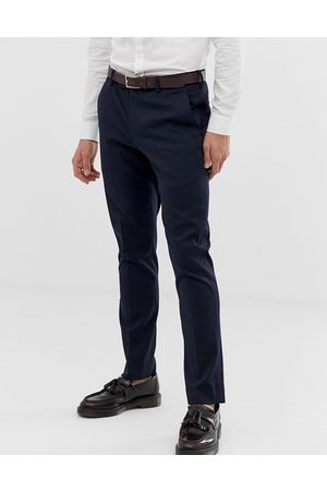 River Island Skinny suit trousers in