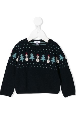 KNOT Jumpers - Kevin The Snowman sweater