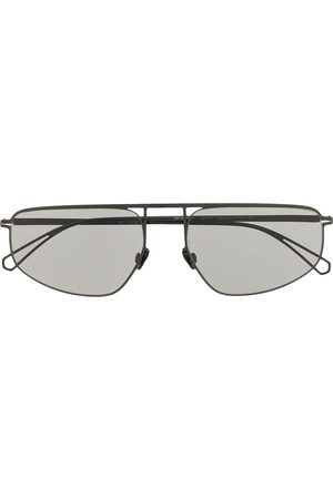 MYKITA X Bernhard Willhelm Nat aviator sunglasses