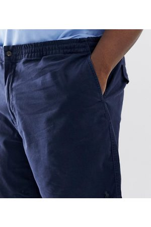 Polo Ralph Lauren Big & Tall Prepster player logo chino shorts in