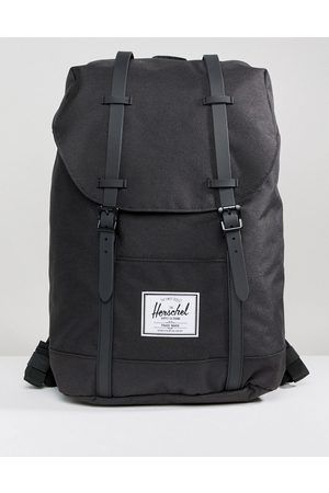 Herschel Retreat backpack in with rubberised straps