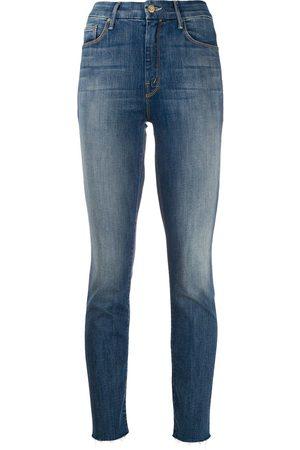 Mother Acid wash jeans