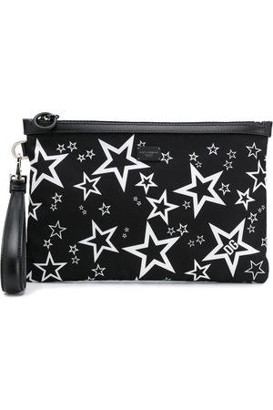 Dolce & Gabbana Men Wallets - Star print pouch