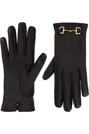 Gucci Women Gloves - Leather Gloves