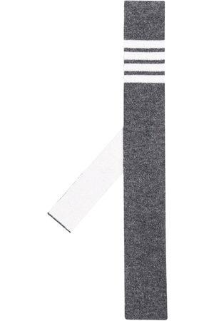 Thom Browne Cashmere knit 4-Bar tie