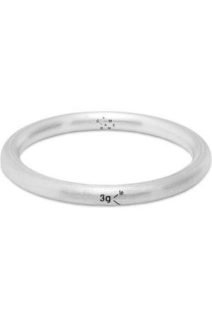 Le Gramme Brushed Bangle Ring