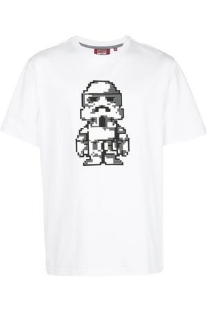 MOSTLY HEARD RARELY SEEN Men Short Sleeve - Follower printed T-shirt