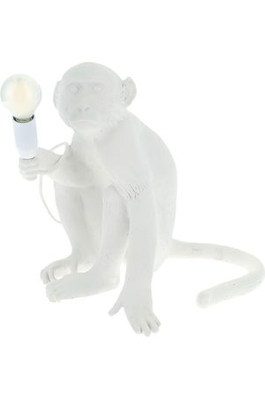 SELETTI Monkey sitting indoor lamp