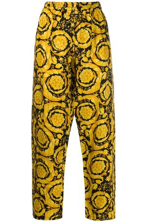 VERSACE Baroque print pyjama bottoms