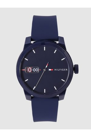 Tommy Hilfiger Men Navy Blue Analogue Watch TH1791381
