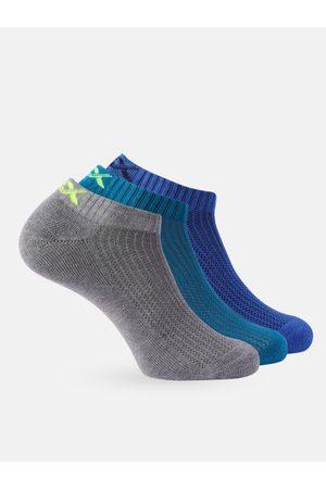 HRX Men Set of 3 Ankle-Length Socks