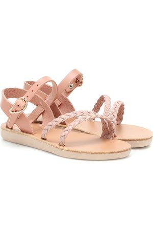 Ancient Greek Sandals Women Sandals - Little Afrodite leather sandals
