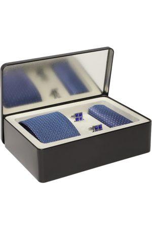 Lino Perros Men Blue Accessory Gift Set