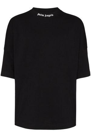 Palm Angels Men T-shirts - Logo print T-shirt