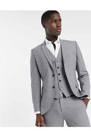 Selected Men Blazers - Skinny fit suit jacket in