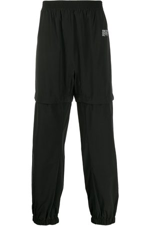 OFF-WHITE LOUNGE TRACKPANT SILVER