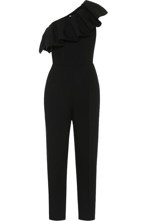 Msgm One-shoulder jumpsuit