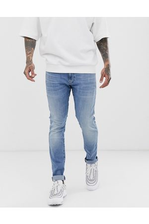 G-Star Skinny fit jeans in light aged