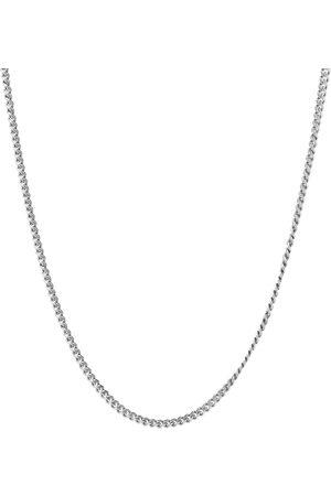"Tom Wood Men Necklaces - 30"" Curb Chain M"