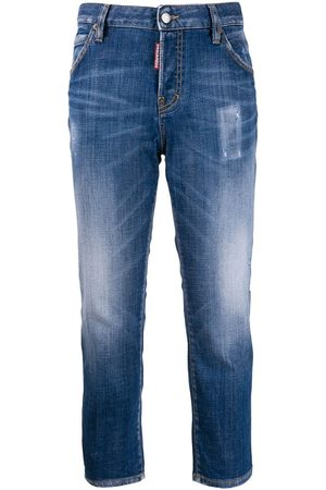 Dsquared2 I Love D2 slim-fit jeans