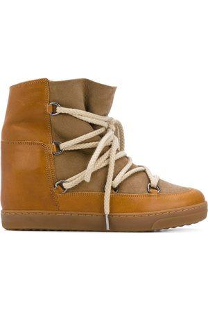 Isabel Marant Nowles hidden-wedge boots