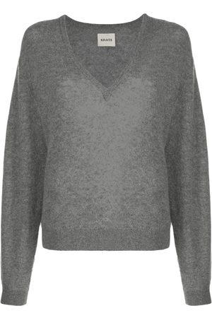 Khaite Sam relaxed-fit wool jumper
