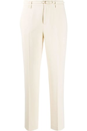 RED Valentino Belted tailored trousers