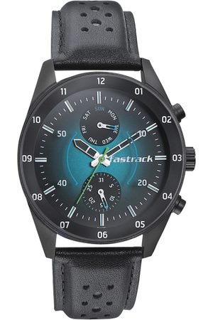 Fastrack Men Blue Analogue Watch 3201NL01