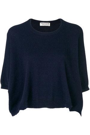 Comme des Garçons Cropped knitted jumper