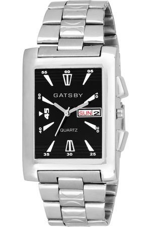GatsbyLady Men Black Analogue Watch GTG107