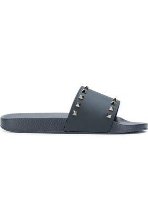 VALENTINO GARAVANI Men Sandals - Rockstud slides